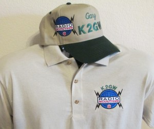 Radio Scouting Cap and Shirt
