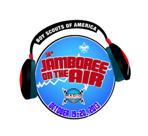 Jamboree on the Air 2013 Patch