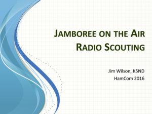 HamCom Radio Scouting 2016 V1
