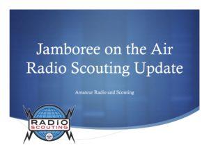 Radio Scouting 2015 HamCom V2