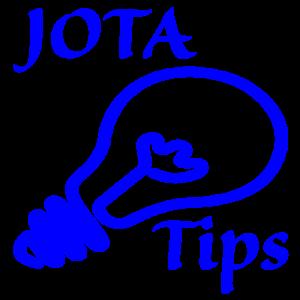 JOTA Tips
